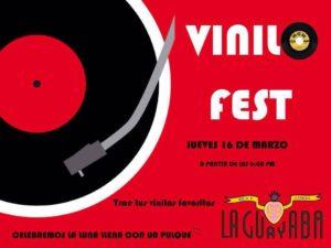 Vinilo Fest en Pulquería La Guayaba.