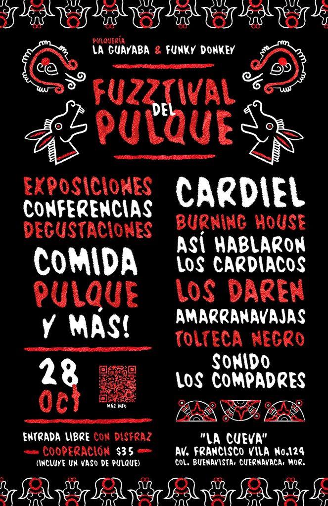 Festival del pulque en Cuernavaca